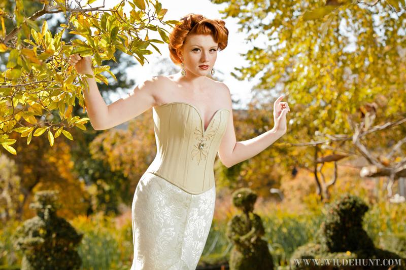 Swarovski Crystal Bridal Corset